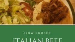 Italian Beef Recipe