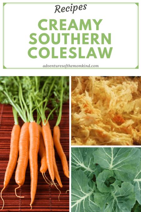 Creamy Southern Coleslaw Recipe