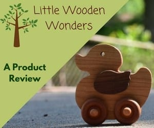 Little Wooden Wonders Product Review and Giveaway