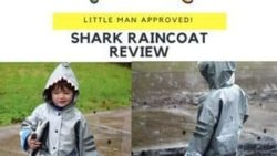 Shark Raincoat Kidorable Product Review