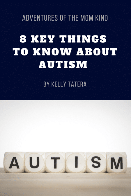 8 Key Things to Know about Autism Spectrum Disorder
