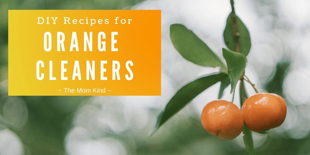 Wondered what to do with old oranges? Maybe you've asked yourself What Can I do with leftover orange peels. DIY Orange Cleaners are the answer!