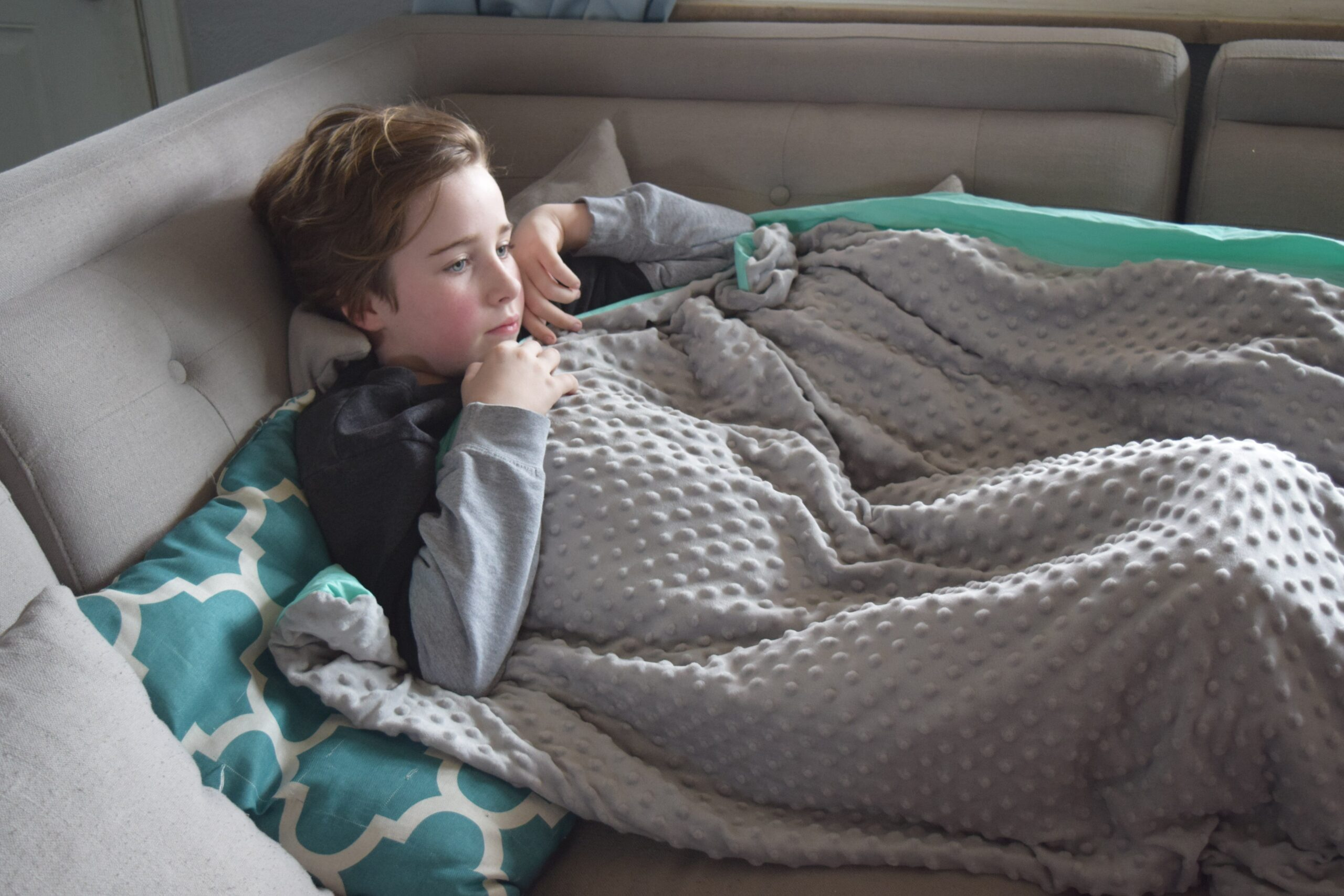 ©The Mom Kind, Not for Public Use - What is a Weighted Blanket for Autism, ADHD, Anxiety, & Insomnia!