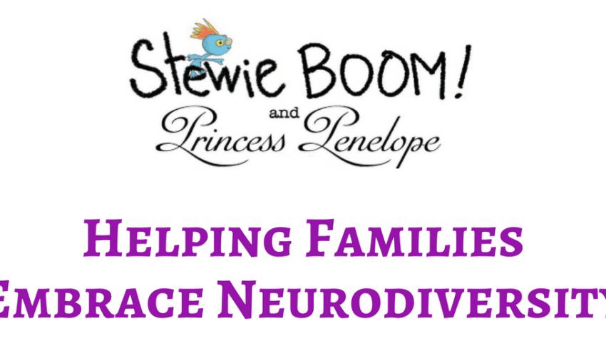 Stewie BOOM! Helping Families Embrace Neurodiversity