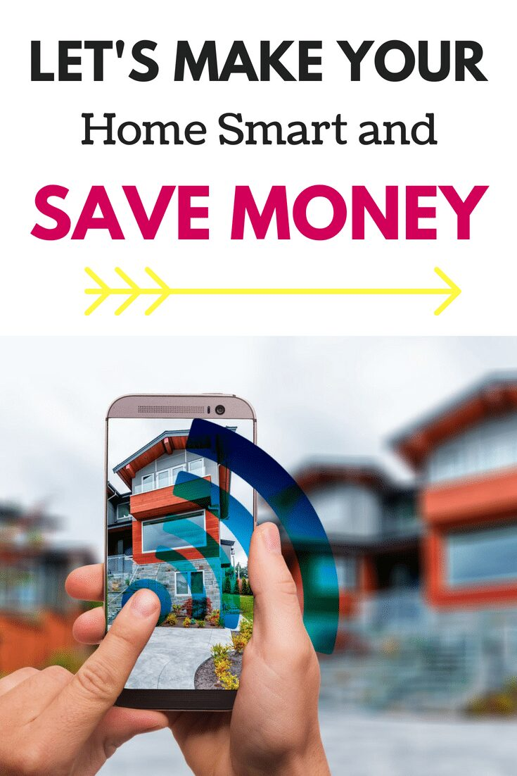 Let's Make Your Home Smart And Save Money - How to save money and make your home for affordable. (budgeting, smart, electronics, amazon echo, google chromecast)