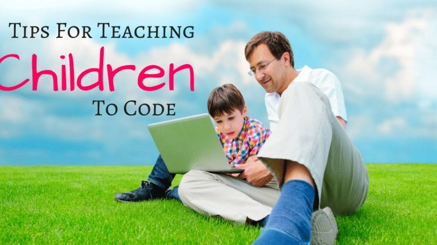 Computers are a part of our every day life. Check out there 7 Practical Tips for Parents Who Want to Teach Their Kids to Code!