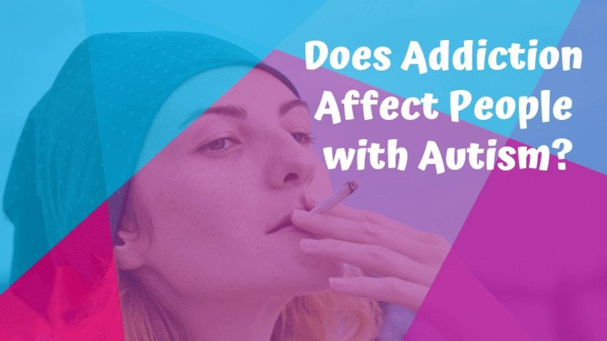 According to research, an autism diagnosis doubles the risk of addiction. Learn just why wit autism can be Affected by Addiction & how to help #autism #addiction