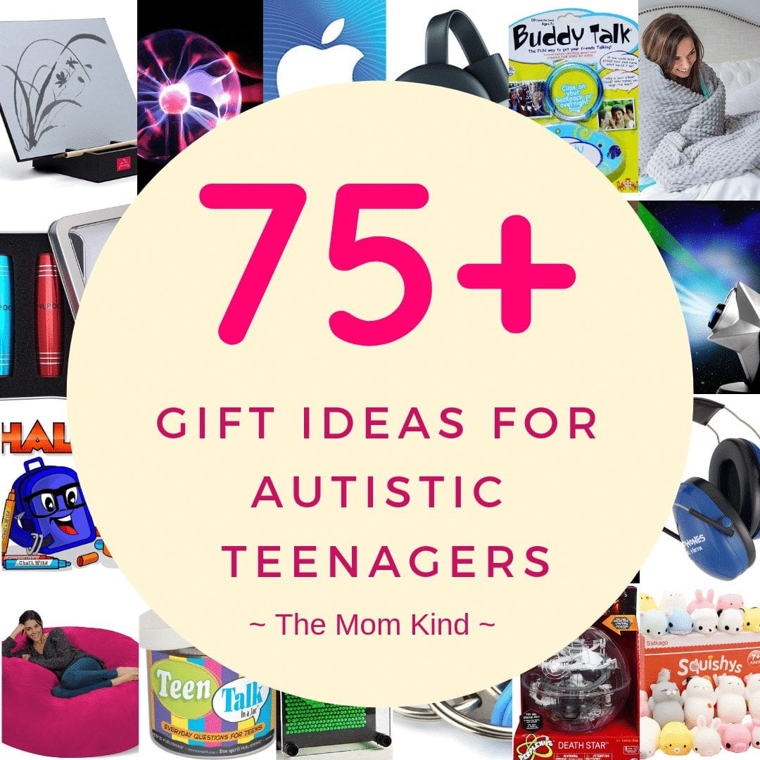 75+ Gift Ideas for Autistic Teenagers | The Ultimate Gift Guide