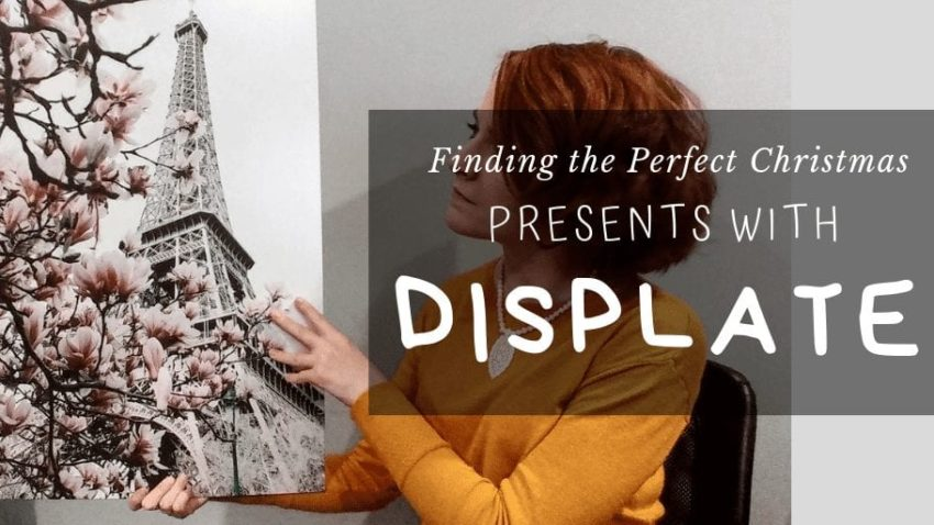 Finding the Perfect Christmas Presents with Displate - Buying Presents for the Hard to Buy for people on your list!