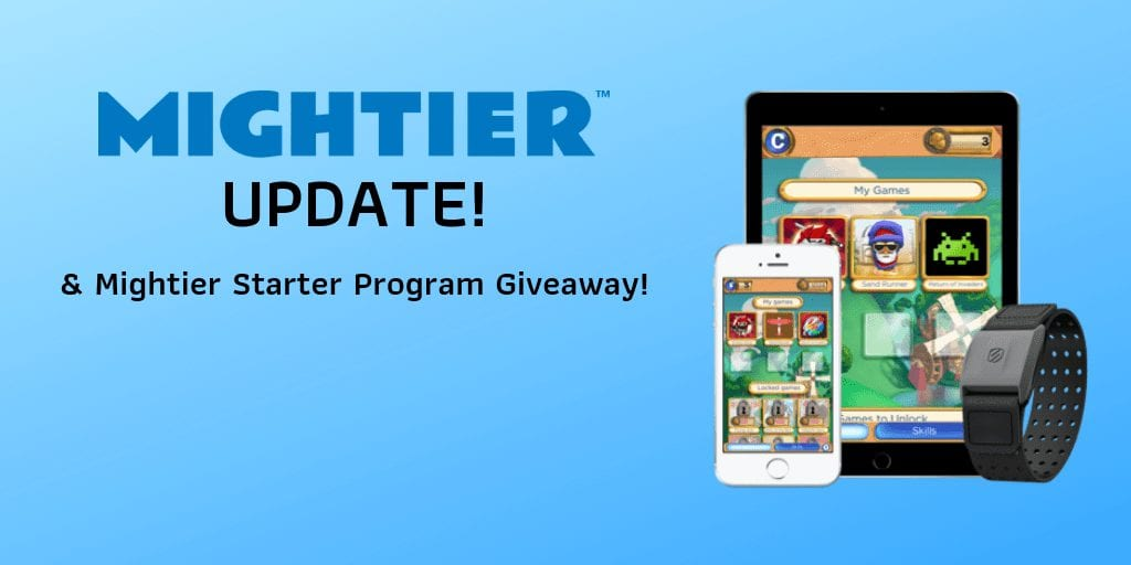 Mightier Update and Giveaway! Mightier is an Emotional Regulation Tool used for kids with Autism, ADHD, Emotional Disregulation #autism #adhd #snssoryneeds #emotionalregulation #parenting