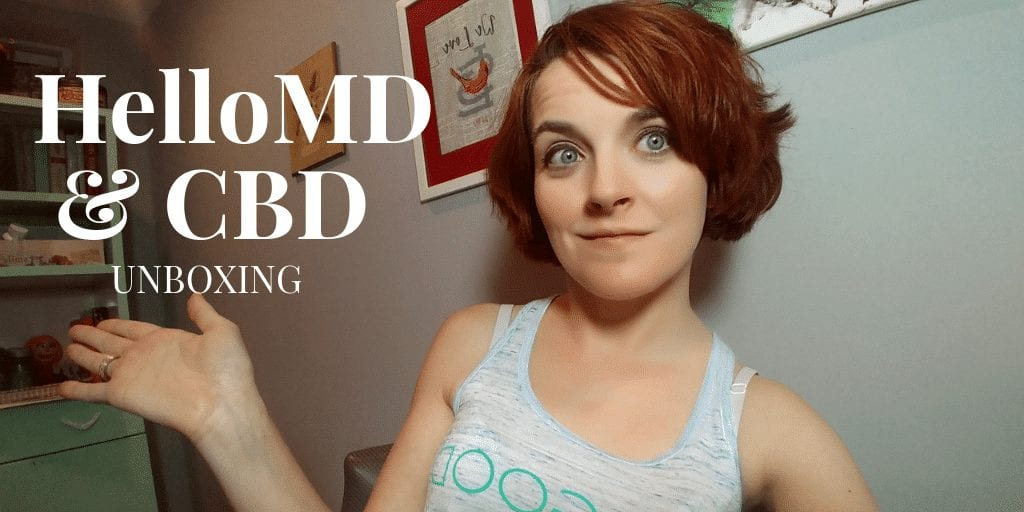 HelloMD CBD Unboxing - Check out as we look at some of the top CBD products on the market! Perfect for #fibromyalgia #anxiety #arthritis & other #painrelief