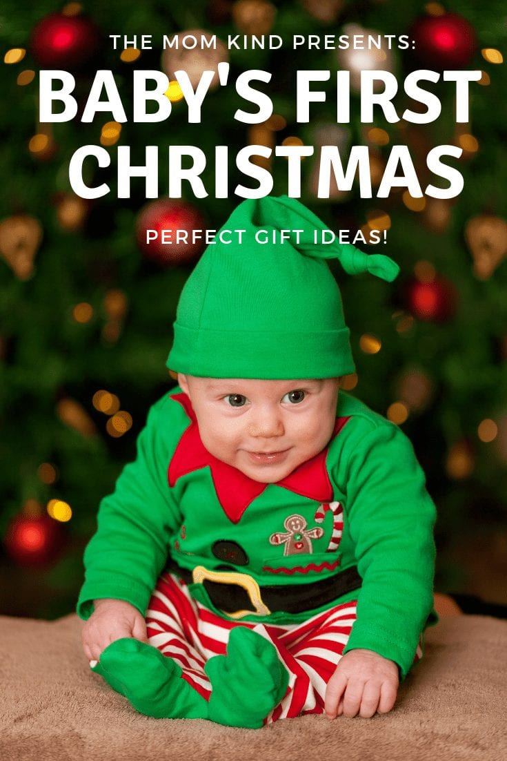 Baby First Christmas Gift Ideas: Buying Christmas gifts for babies under 1 year is no longer the hassle it once was. Check out these unique baby gift ideas!