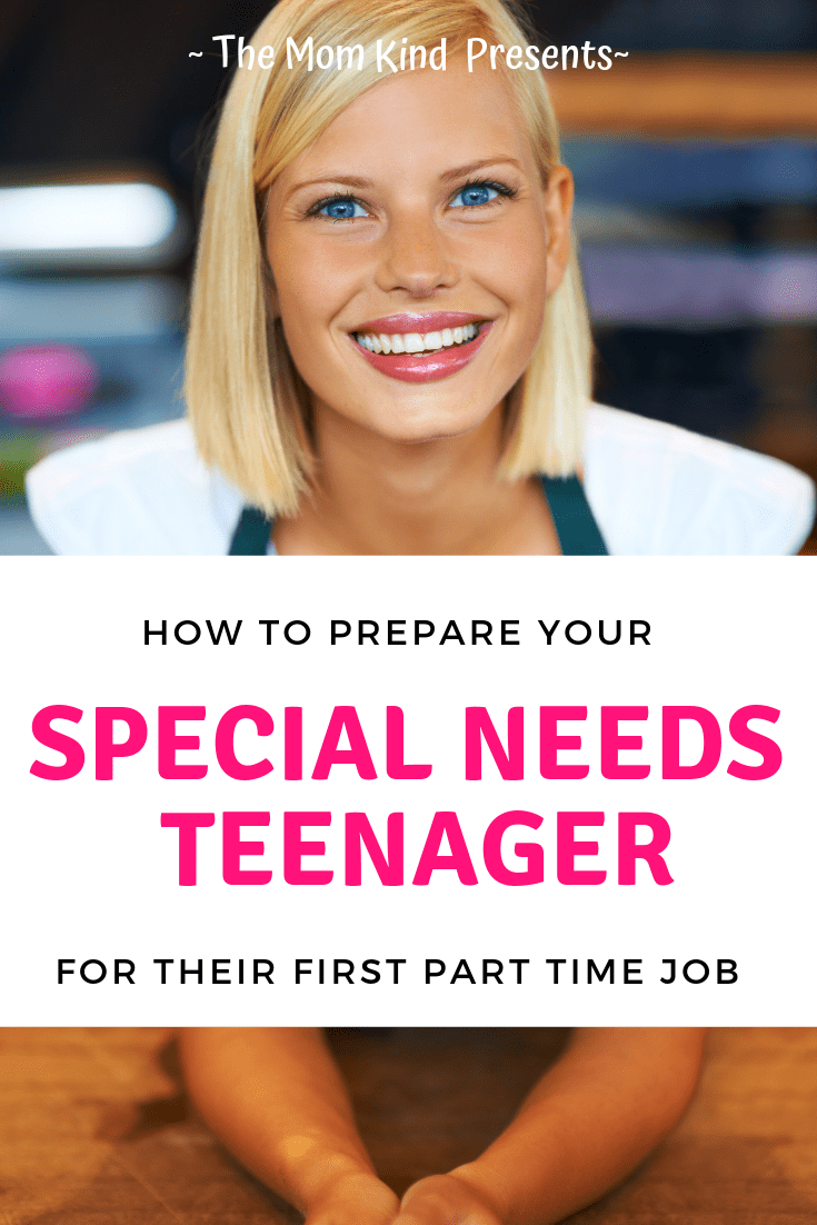 part time job for teens