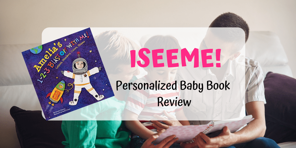 I See Me Personalized Books- Book Review