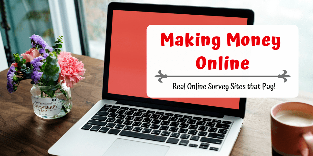 Making Money Online is Possible! Check out our list of tested Online Survey Sites for making money from home!