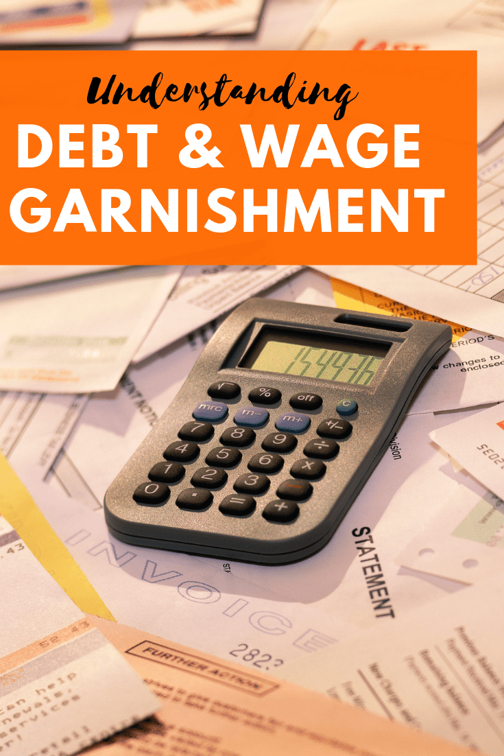 What you need to know about Money: Understanding Debt and Wage Garnishments