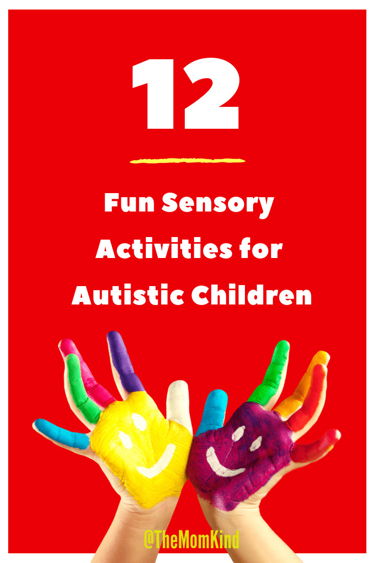 Everyday experiences the rest of us take for granted can be overwhelming or feel impossible to navigate for the autistic child, making it problematic for them to further their learning in certain areas of life. Sensory play helps by strengthening neural connections. Emotional, physical, and linguistic growth can progress further as a result.  Check out these 12 Fun Sensory Activities for Autistic Children.