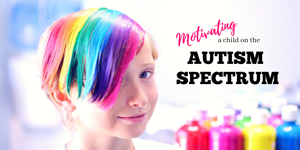 Check out these 7 Ways Teachers and Parents Can Motivate Kids on the Autism Spectrum