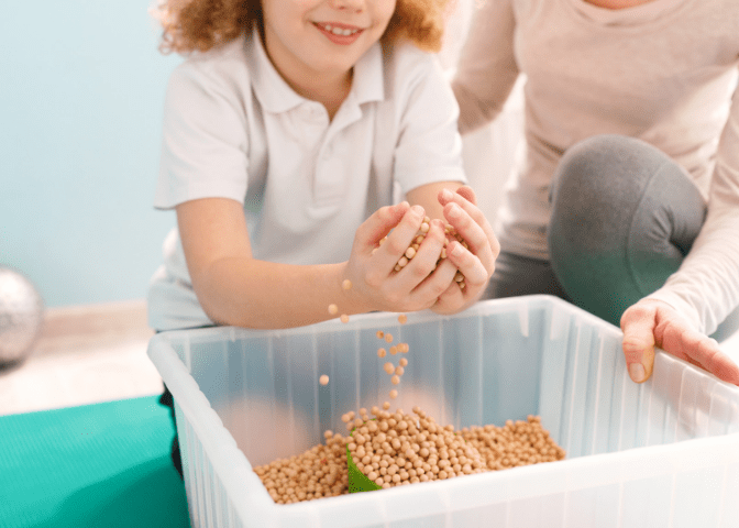 Sensory play provides learning & fun for all children, especially those with autism. Check out these Sensory Activities for Autistic Children