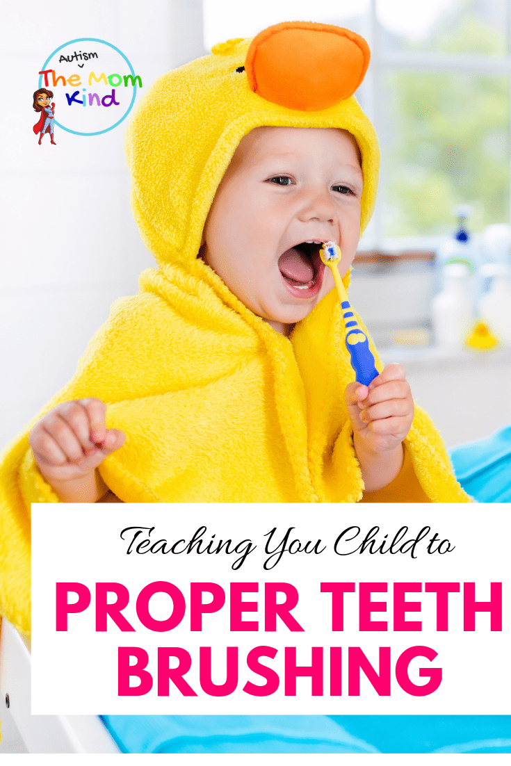 """How to get your children to brush their teeth. The importance of """"deliberate practice"""" and """"learning by feel."""""""