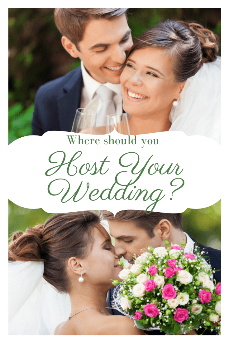 Where should you host your wedding? Use these great tips to determine the best location for your big day!