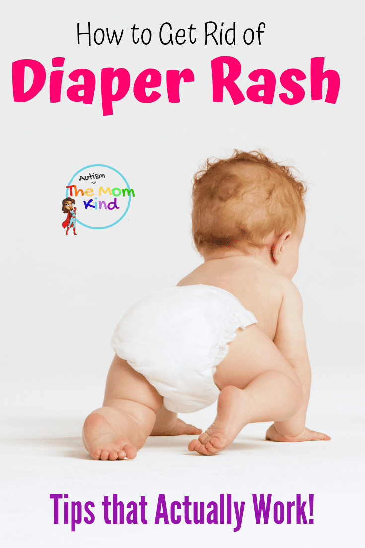 5 Quick Diaper Rash Remedies That Actually Work