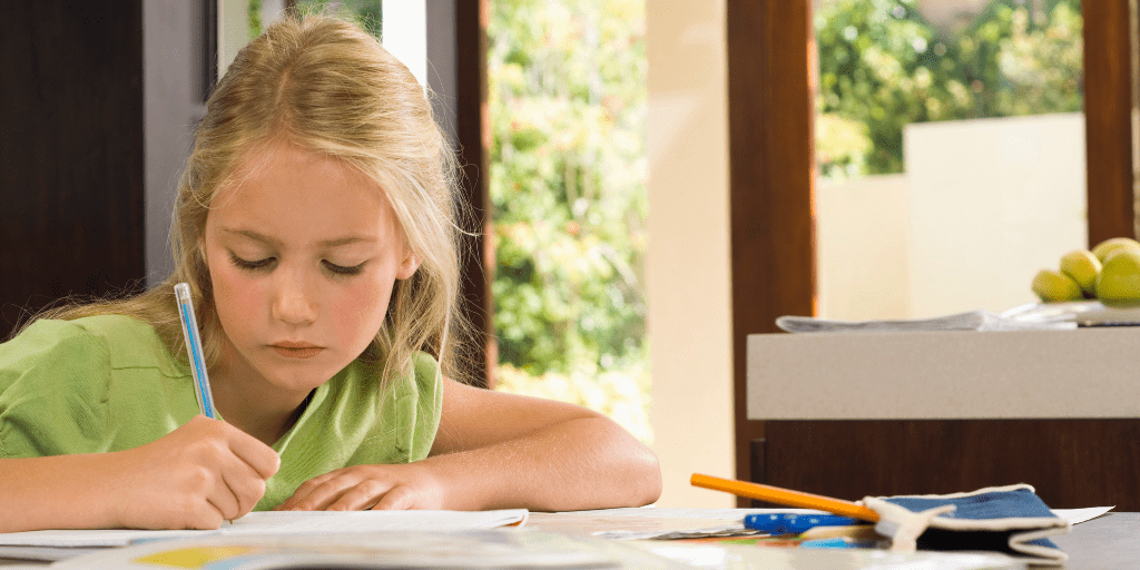 How to Create a Homework Space for Your Kids