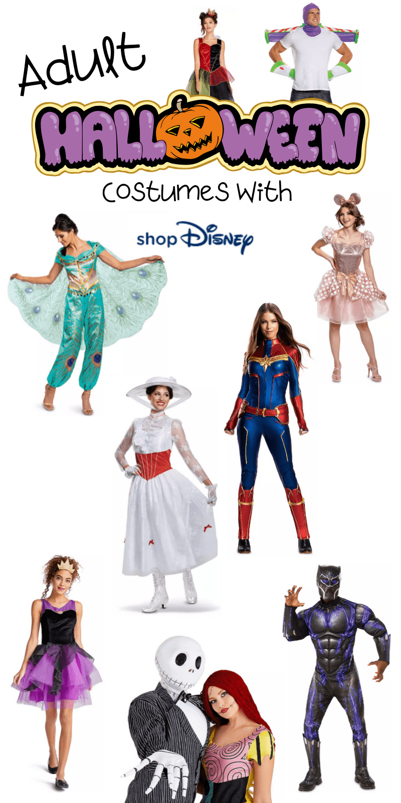 Here are the best in Disney Halloween Costumes for Adults. This fantastic post rounds up the spooky and adorableness of ShopDisney's Halloween Collection for 2019.  #ad @ShopDisney #halloween2019 #disney #disneylove #disneymagic #waltdisney #disneyprincess #mickeymouse #disneyphoto #disneylife #disneyfan #mickey #disneyaddict #disnerd #starwars #halloween