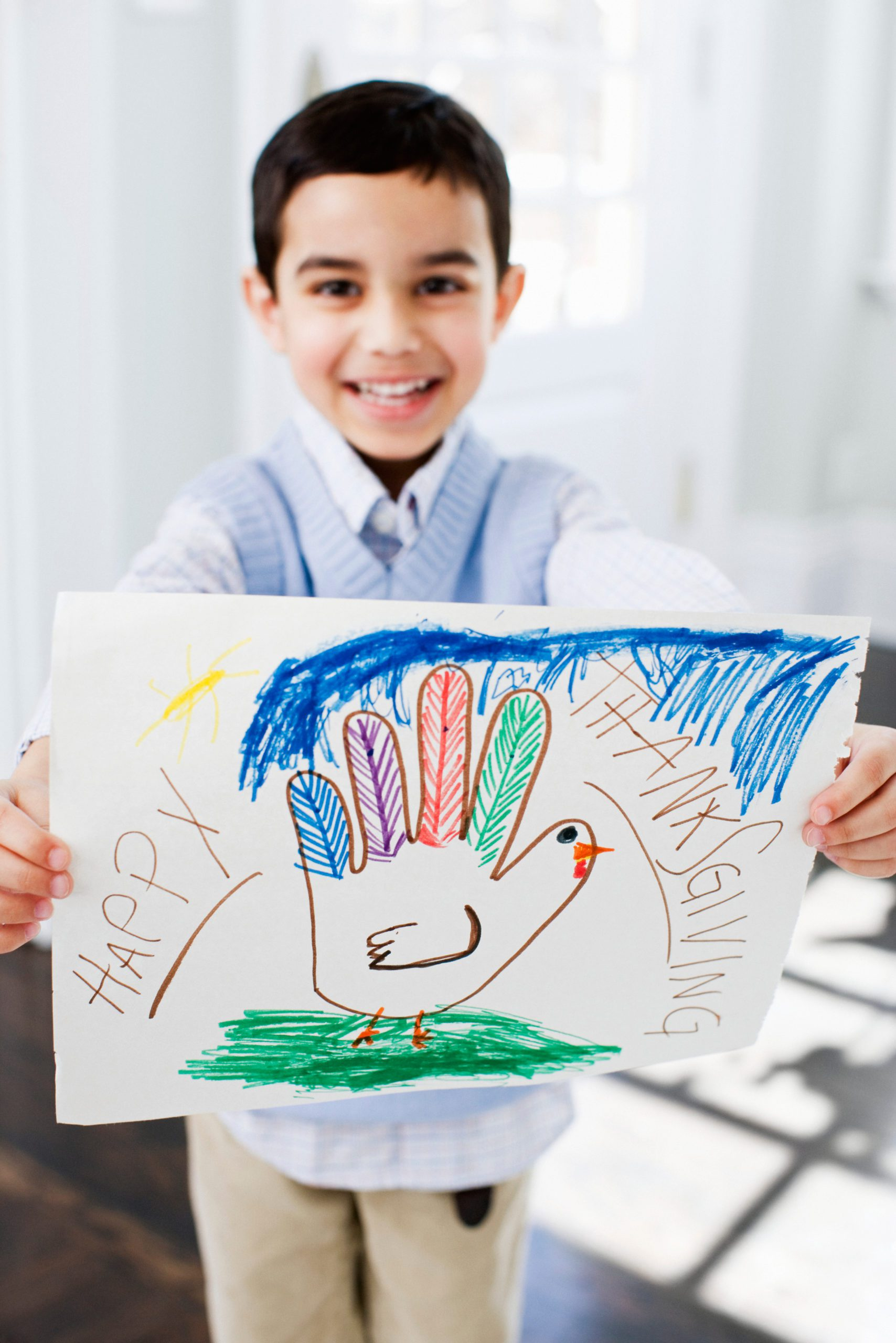 There's a pretty big gap between what kids learn about in school and the true meaning. learn how to get them excited for Thanksgiving! #thanksgiving #kidsactivities #holiday #thanful #parenting