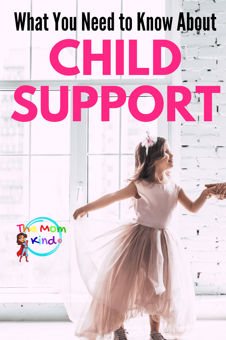 It's extremely important for those paying child support to understand how it works. Learn more about child support rules with these 6 facts. #parentingadvice #divorce #childsupport