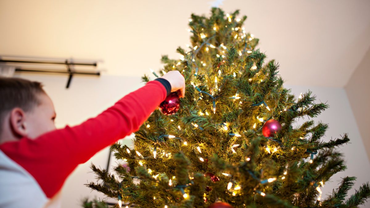 With these tips for autism and the holidays, you will better be able to manage a stress-less holiday break. #autismparenting #autism