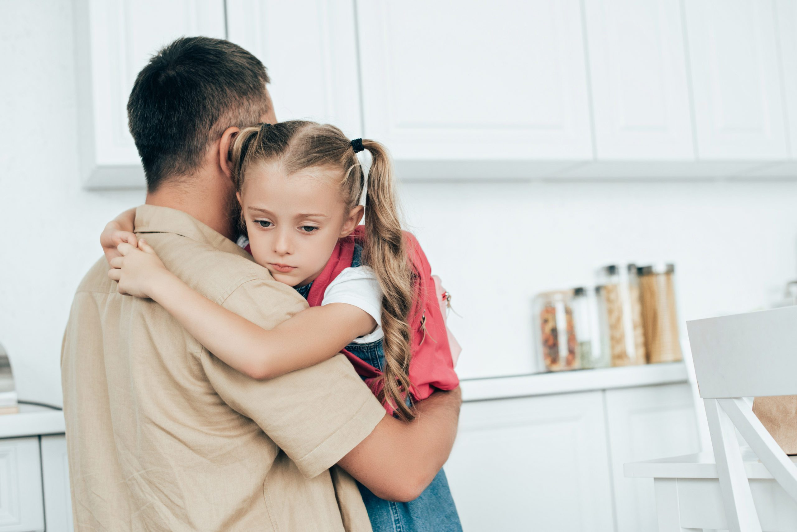 What do you do when your child refuses to go to school?