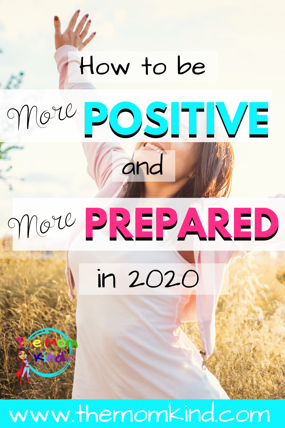 If you're ready to make a change and start feeling rejuvenated and organized, here are five ways to go into 2020 more positive and prepared. #selfcare #selflove #positive #mentalhealth