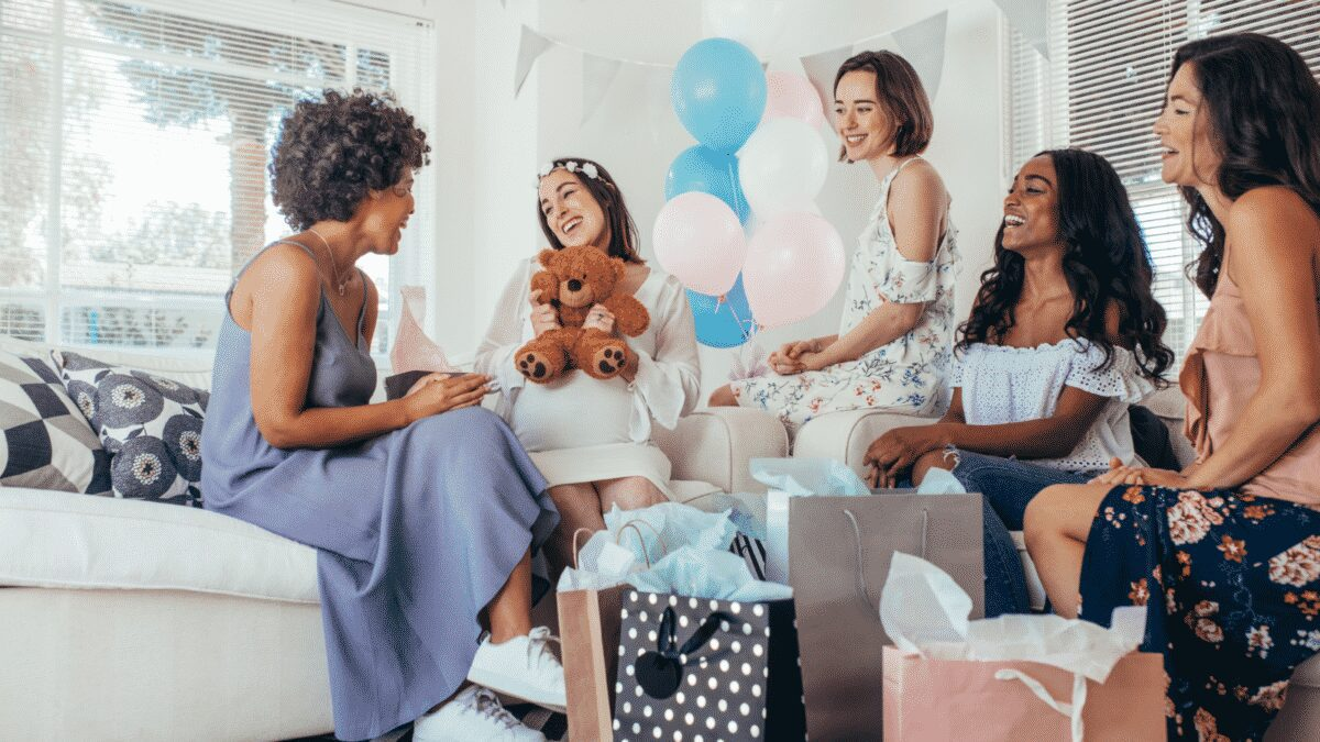 Is someone in your life expecting? We've got the top ways you can celebrate a loved ones' pregnancy so they feel special. #pregnancy #baby #babyshower